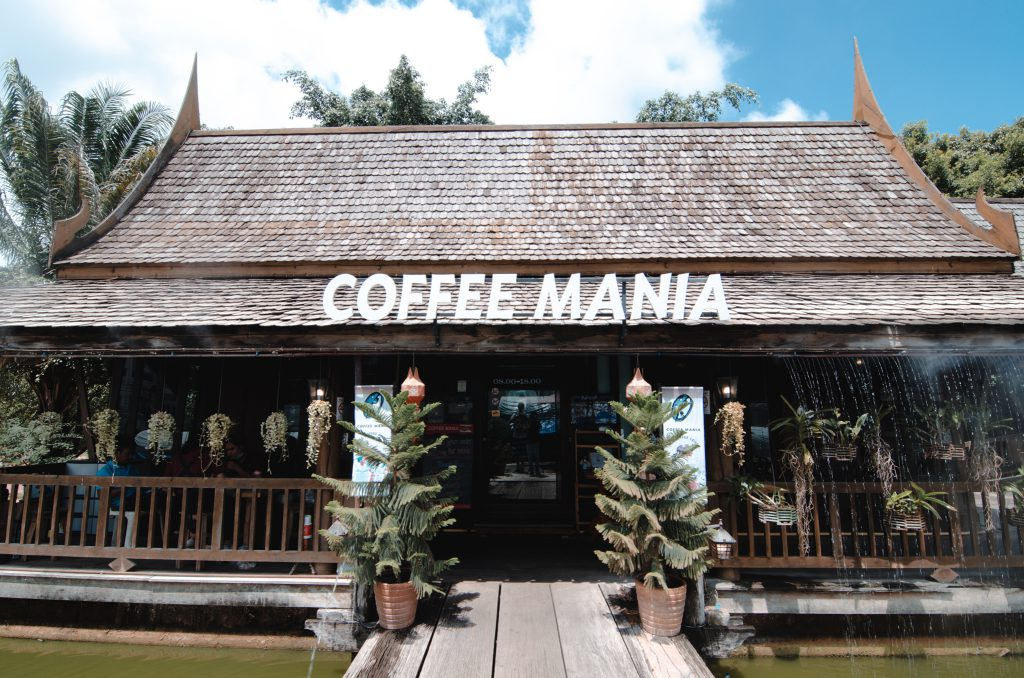 ร้านกาแฟ พิษณุโลก