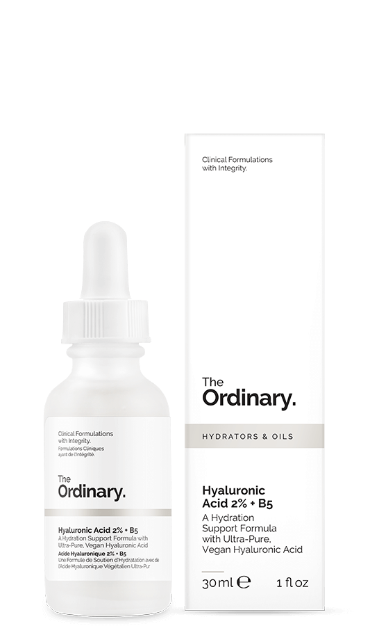 The Ordinary Hyaluronic Acid 2% + B5