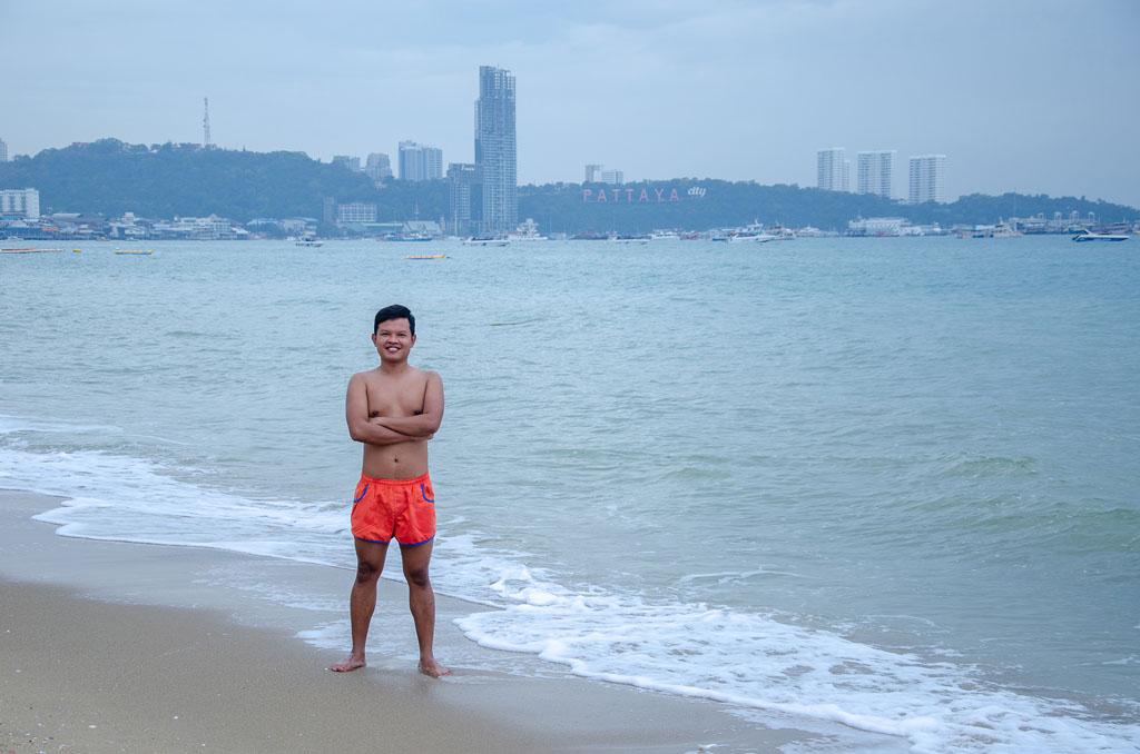 ชายหาดพัทยากลาง